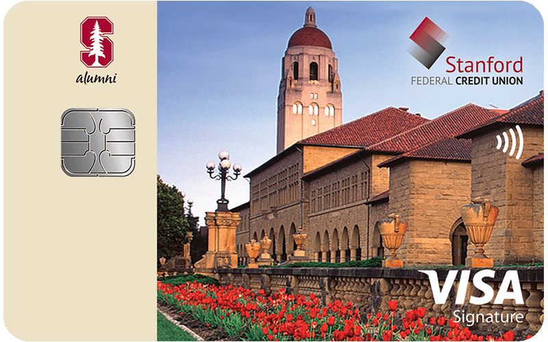 Alumni Campus Beauty Credit Card